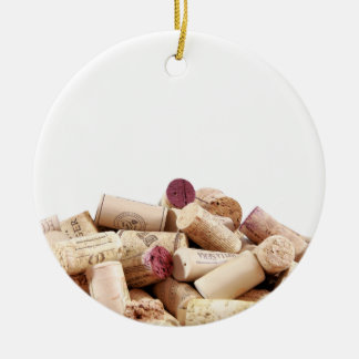 Wine Corks Ornament