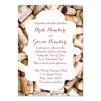 Wine Wedding Invitations & Announcements | Zazzle.co.uk