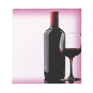 Wine Design Notepad