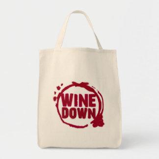 """WINE DOWN""....WINE STAIN DESIGN"