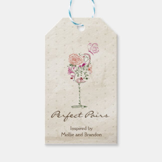 wine favor tag