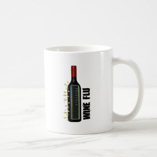 Wine Flu Coffee Mug
