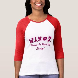 Wine For Sanity! Tshirt