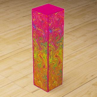 Wine Gift Box Fluid Colors
