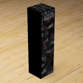 """Wine Gift Box """"Tango in the rain"""""""
