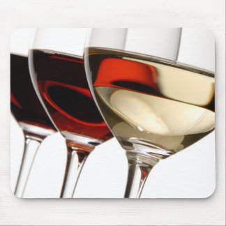 Wine Glass Mouse Mat