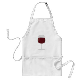 Wine Glass Standard Apron