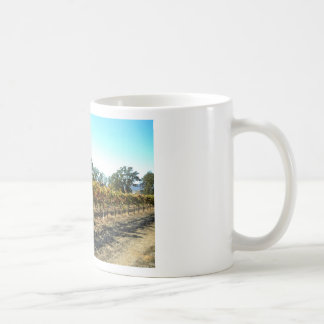 Wine Grapes in Mendocino County, California Coffee Mug
