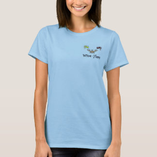 wine hers Seaside T-Shirt