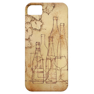 Wine iPhone 5 Case