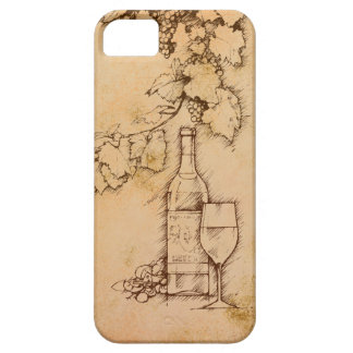 Wine iPhone 5 Cover