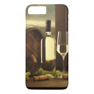 Wine iPhone 8 Plus/7 Plus Case