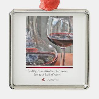 wine lover ornament