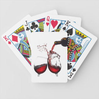 ***WINE LOVER'S*** PLAYING CARDS -POUR THAT WINE