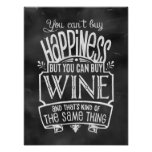Wine Lover's Poster