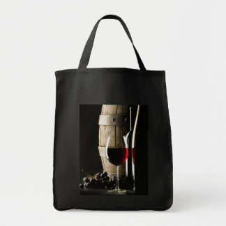 Wine Lover's tote bags