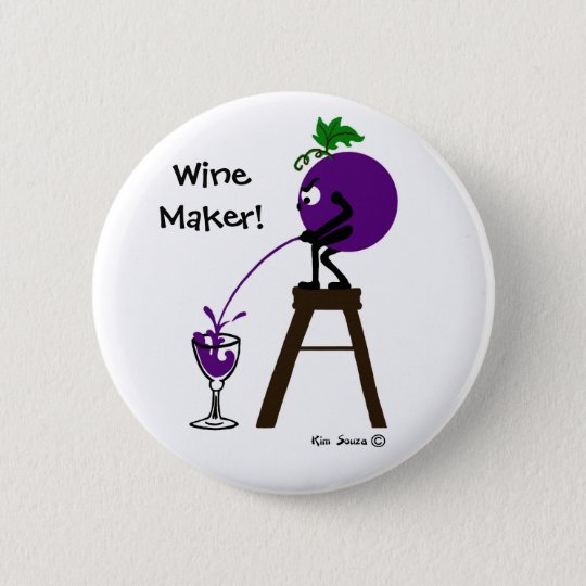 Wine Maker! - Button