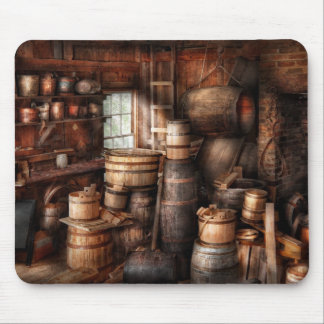 Wine Maker - Just add wine Mouse Pad
