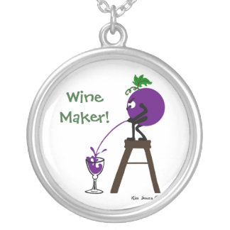 Wine Maker - Necklace