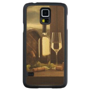 Wine Maple Galaxy S5 Case