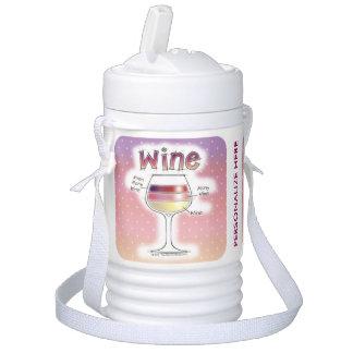 WINE, MORE WINE, EVEN MORE WINE COOLER
