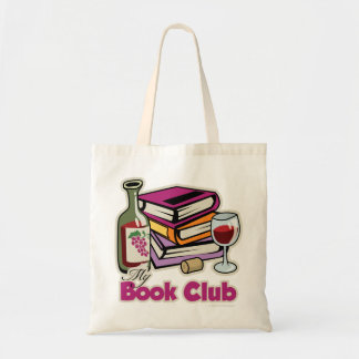 Wine My Book Club Bag