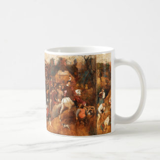 Wine of Saint Martins Day by Pieter Bruegel Mug