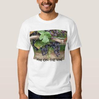 Wine on the Vine, WINE ON THE VINE Tee Shirts