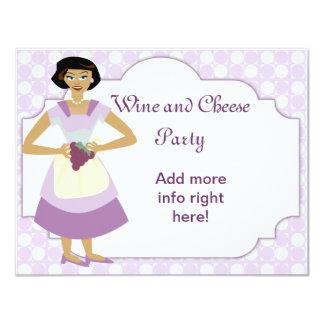Wine Party or Tasting Invite