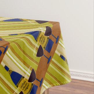 Wine Pattern Tablecloth