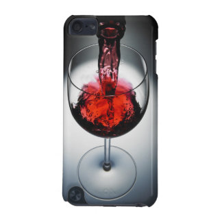 Wine poured in glass iPod touch (5th generation) case