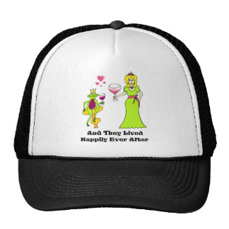 Wine Prince Princess Happily Ever After Hat