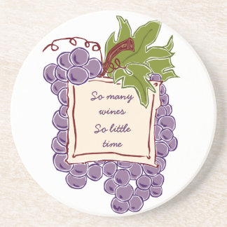 Wine Quote coasters