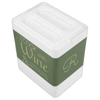 Wine Quote custom cooler Igloo Cool Box