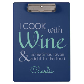 Wine Quote custom name clipboard