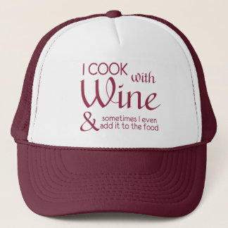 Wine Quote hat