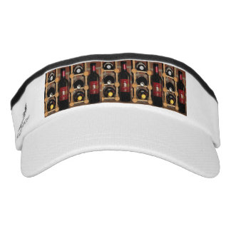 Wine Rack Headsweats Visors Visor