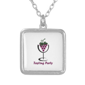 WINE TASTING PARTY NECKLACE