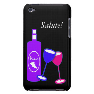 Wine Theme Ipod Touch Case