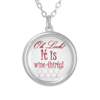 wine-thirty pendant