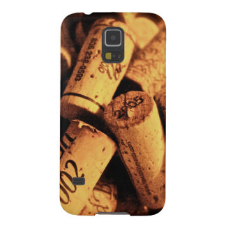 Wine Time Galaxy S5 Cover