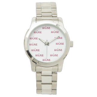 Wine Time Watch