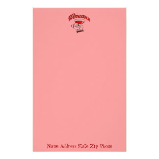 Wineaux, Name Address State Zip Phone Customised Stationery