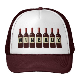 Wineaux Wine Bottles Lineup Cap