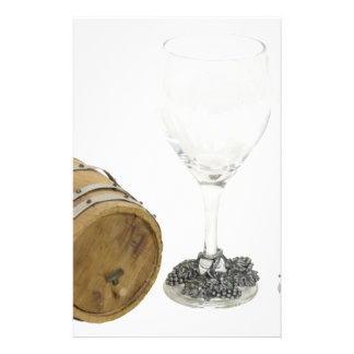 WineBarrelGlasses110709 copy Stationery