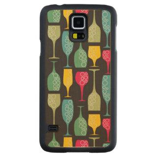 Wineglass Maple Galaxy S5 Case