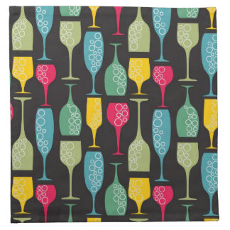 Wineglass Napkin