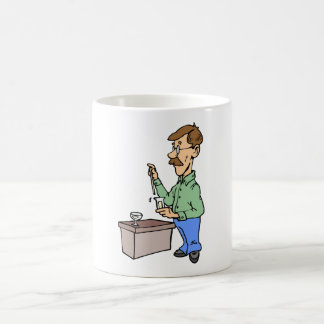 Winemaker # 05 ~ #1 Wine Tester ~ Basic White Mug