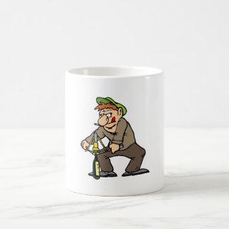 Winemaker # 09 ~ #1 Corker ~ Basic White Mug