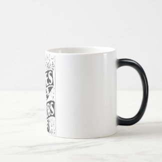Wines & Liquors White Morphing Mug